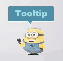 jqueryTooltip简易文本提示框插件